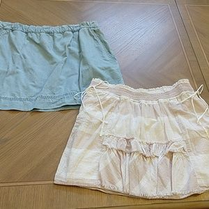 2 Banana Republic Skirts
